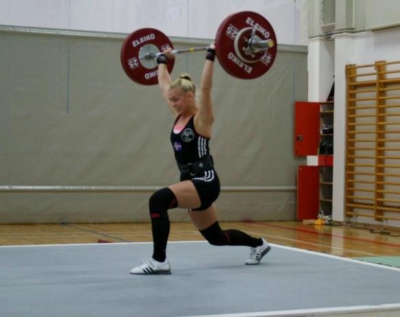 Sólveig Sigurðardóttir (LFG) bætti sig